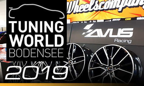 AVUS RACING TUNING WORLD 2019