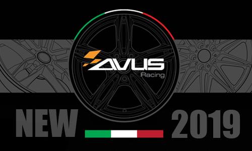 catalogo avus racing 2019